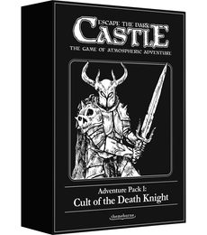 Produkt Escape the Dark Castle: Adventure Pack 1 - Cult of the Death Knight