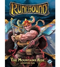Produkt Runebound: The Mountains Rise Adventure Pack
