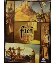 Produkt Fief: Expansions Pack