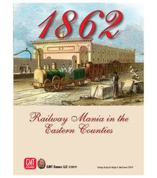 Produkt 1862: Railway Mania in the Eastern Counties