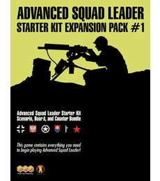 Produkt Advanced Squad Leader: Starter Kit Expansion Pack #1