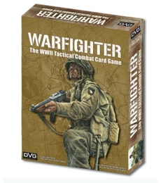 Produkt Warfighter: The WWII Tactical Combat Card Game