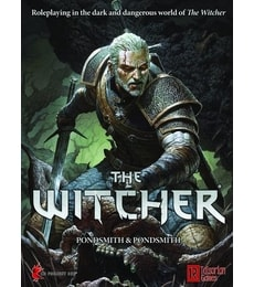 Produkt The Witcher - Roleplaying in the Dark and Dangerous World of Witcher