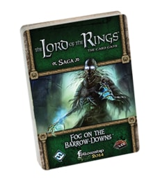 Produkt The LOTR: LCG - Fog on the Barrow Downs (Saga)