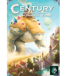 Produkt Century: Golem Edition - An Endless World