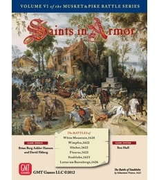 Produkt Saints in Armor