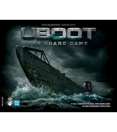Produkt UBOOT: The Board Game