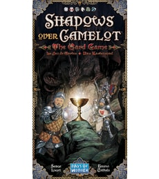 Produkt Shadows over Camelot - Karetní hra