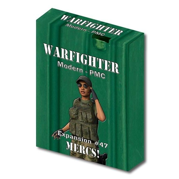 Warfighter: Mercs!