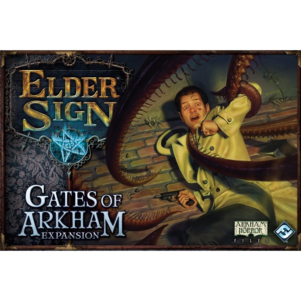 Elder Sign: Gates of Arkham Expansion