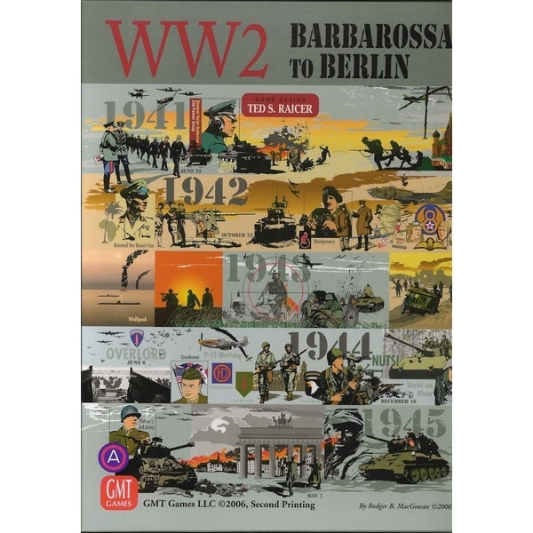 World War II: Barbarossa to Berlin