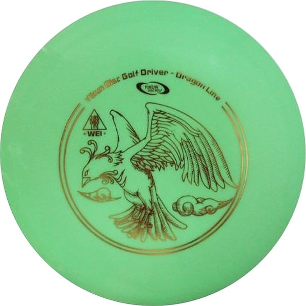 Yikun Disc Golf Driver - Dragon Line