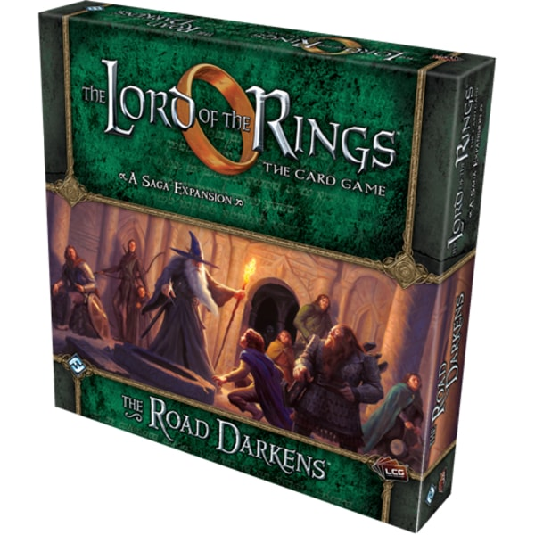 The LOTR: LCG - Road Darkens