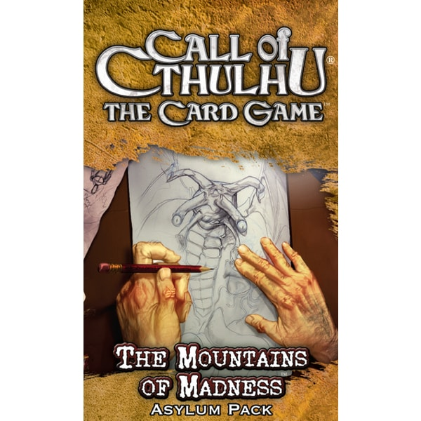 Call of Cthulhu LCG: The Mountains of Madness