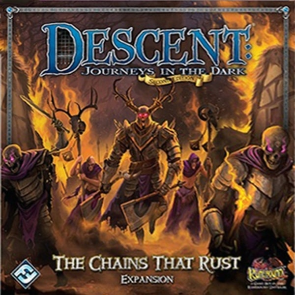 Descent: The Chains That Rusts