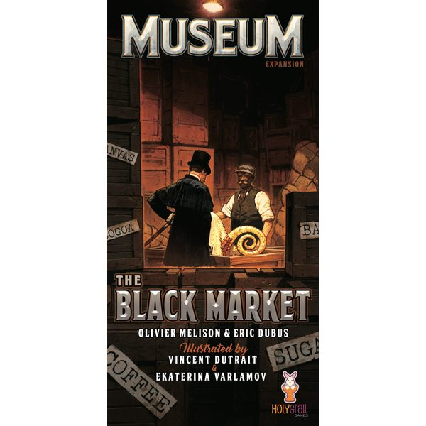 Museum - The Black Market