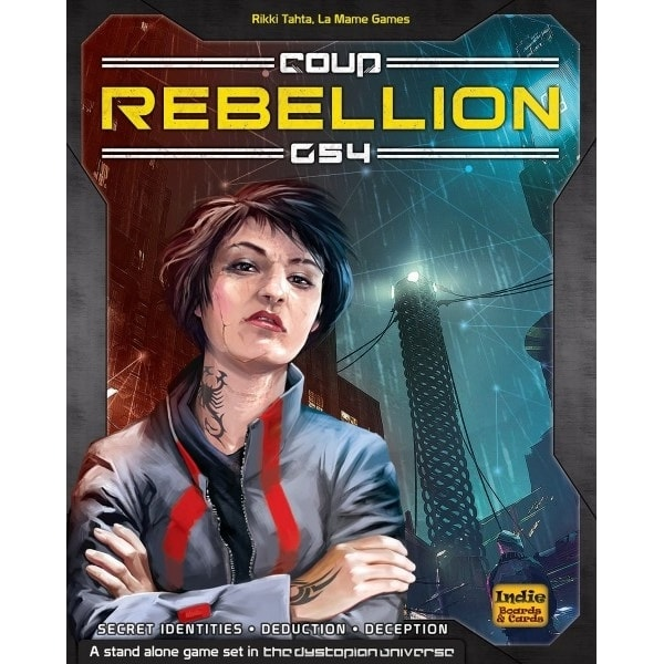 Coup: Rebellion - G54