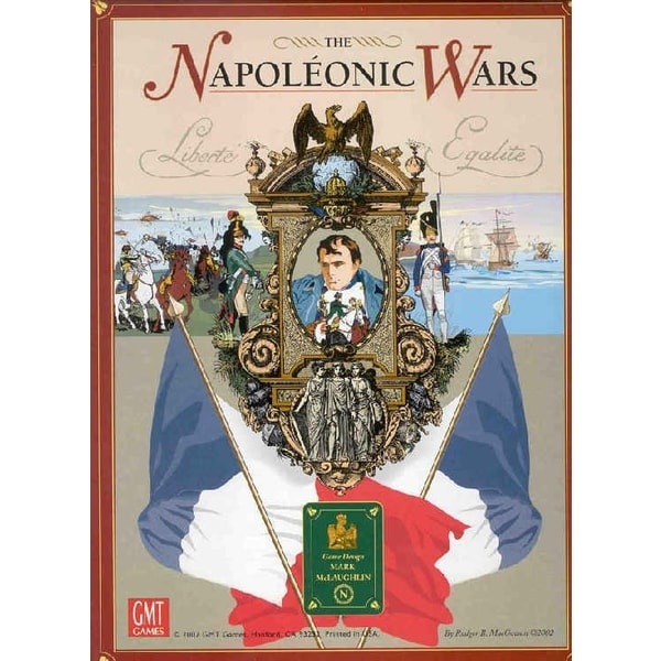 The Napoléonic Wars - Second edition