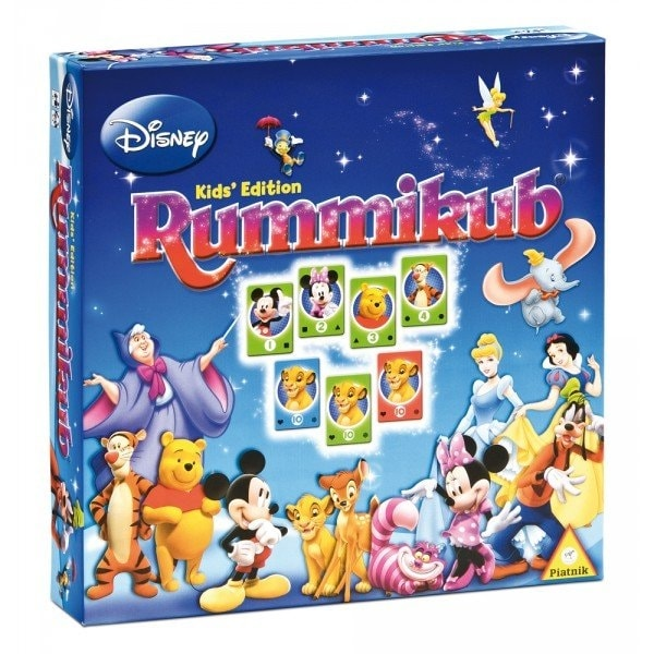 Disney Rummikub: Kid's Edition
