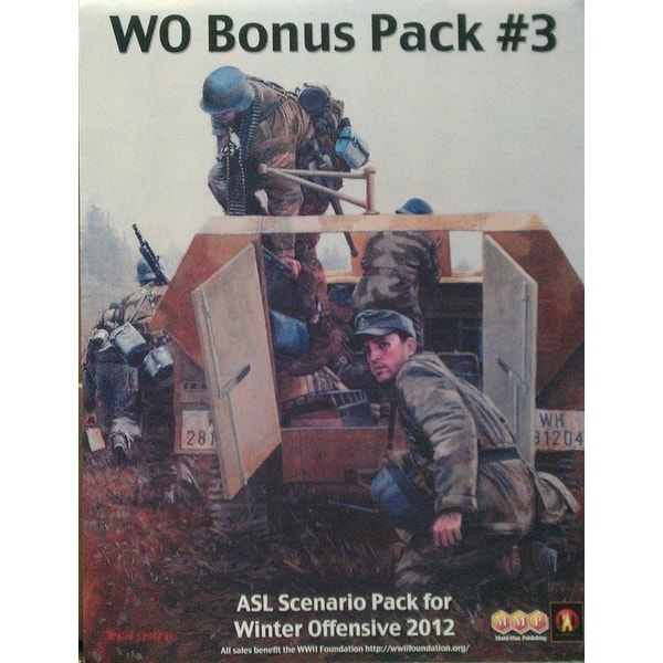 ASL Winter Offensive 2012 Bonus Pack