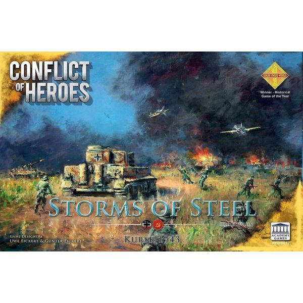 Conflict of Heroes - Storms of Steel