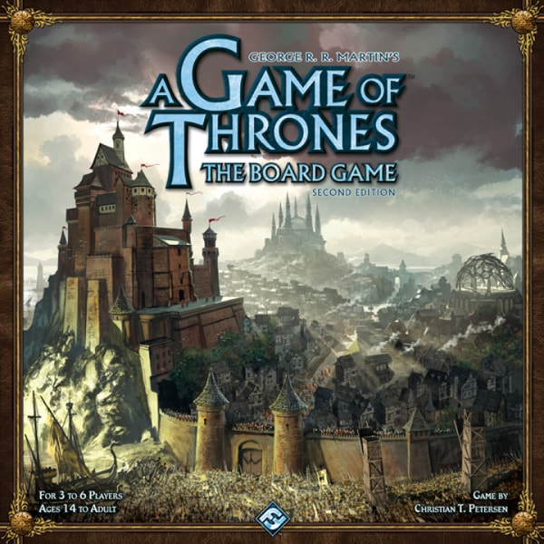A Game of Thrones: 2nd Edition