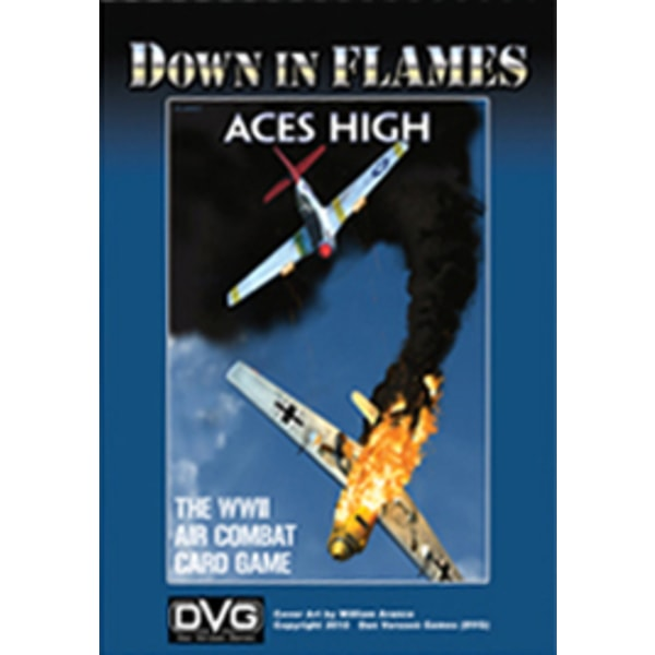 Down in Flames : Aces High