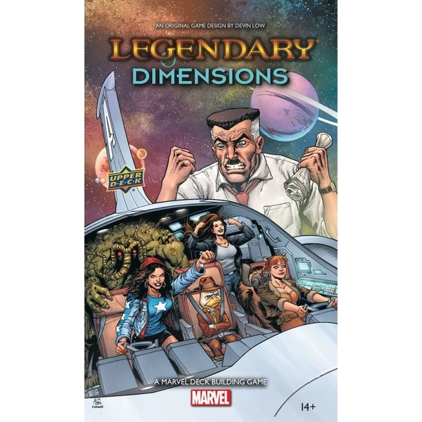 Legendary: Dimensions