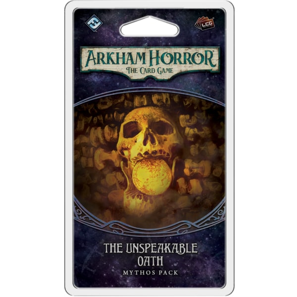 Arkham Horror: The Card Game - The Unspeakable Oath