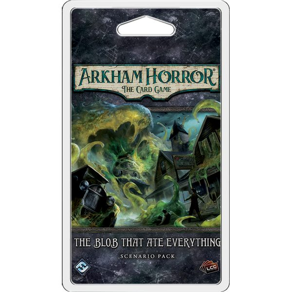 Arkham Horror - The Blob That Ate Everything