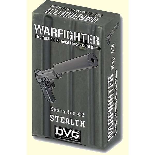 Warfighter Expansion 2: Stealth
