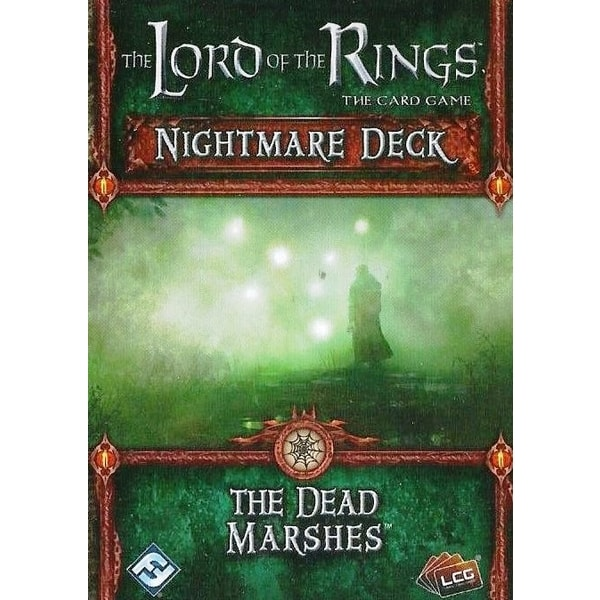 The LOTR: LCG - The Dead Marshes Nightmare Deck
