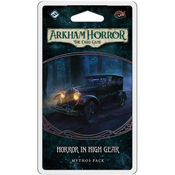 Arkham Horror - Horror in High Gear