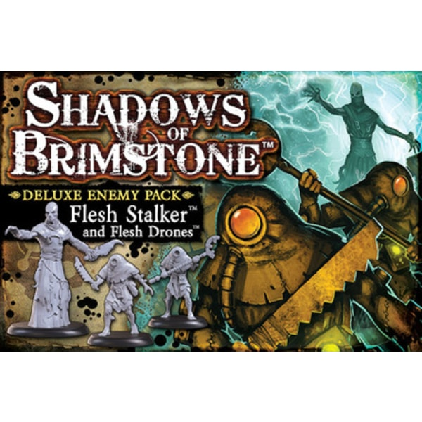 Shadows of Brimstone: Flesh Stalker & Flesh Drones