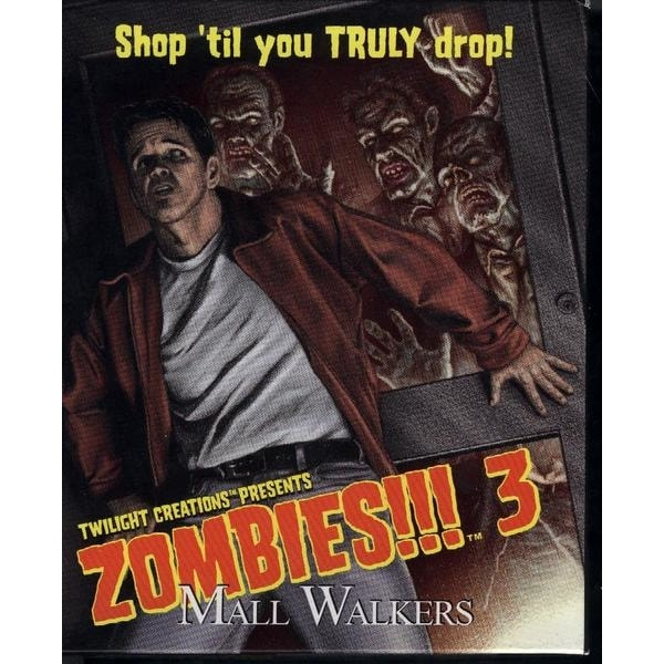 Zombies!!! 3 Mall Walkers