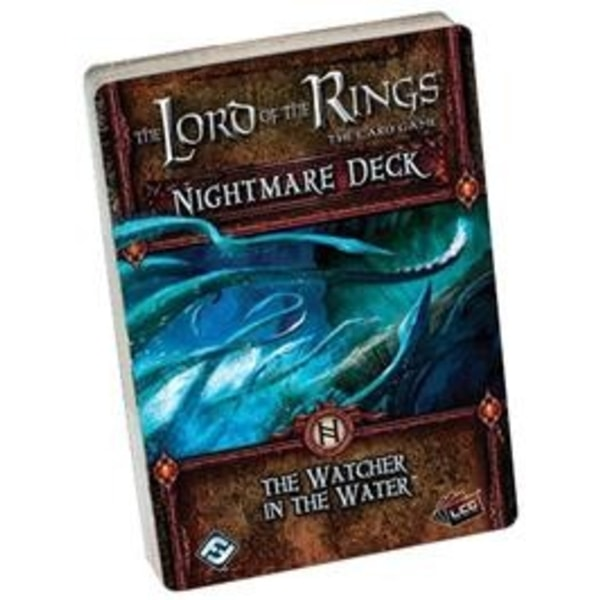 The LOTR: LCG - Watcher in the Water Nightmare Pack