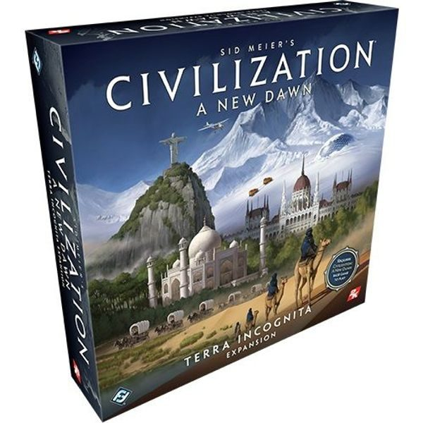 Sid Meier's Civilization: A New Dawn - Terra Incognita
