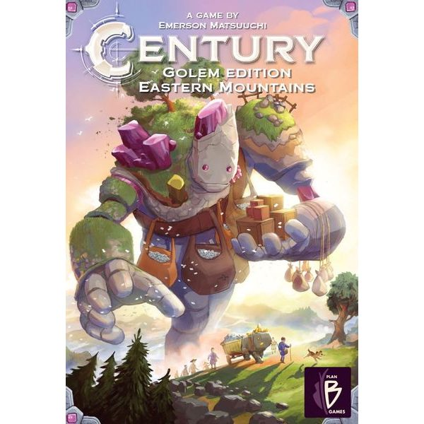 Century: Golem Edition - Eastern Mountains