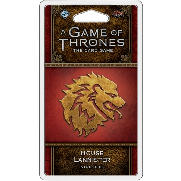 A Game of Thrones - House Lannister