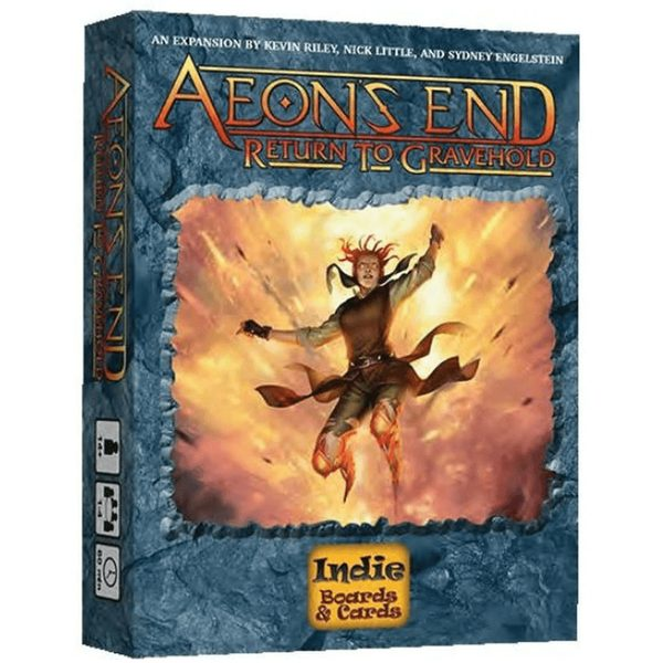 Aeon's End: Return to Gravehold