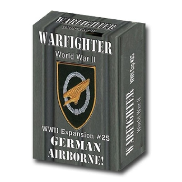 Warfighter: German Airborne!