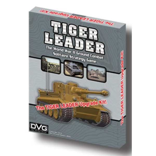 Tiger Leader Upgrade Pack