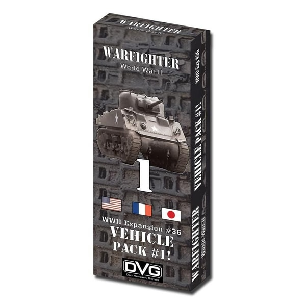 Warfighter: Vehicle Pack 1!