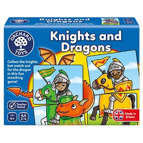 Rytíři a draci (Knights and Dragons)