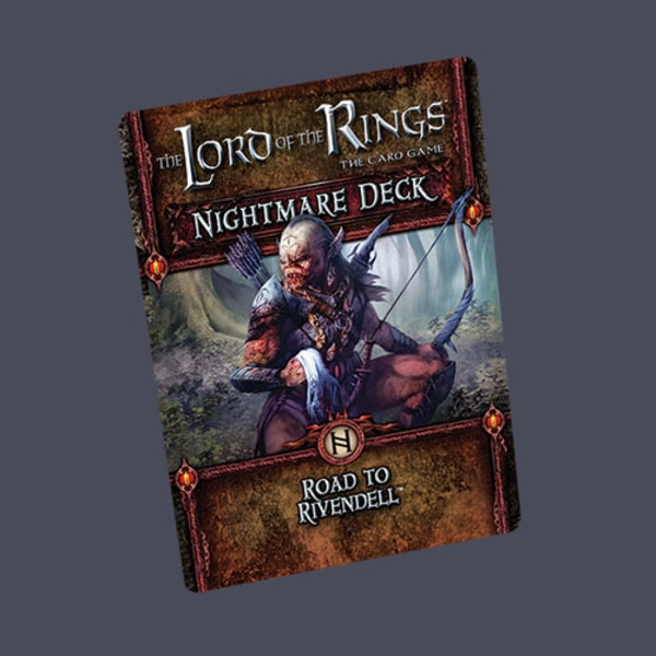 The LOTR: LCG - Road to Rivendell Nightmare Pack