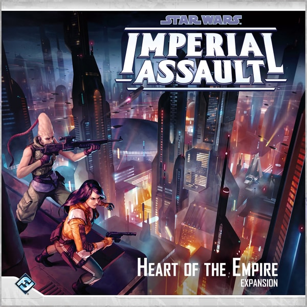 Imperial Assault: Heart of the Empire