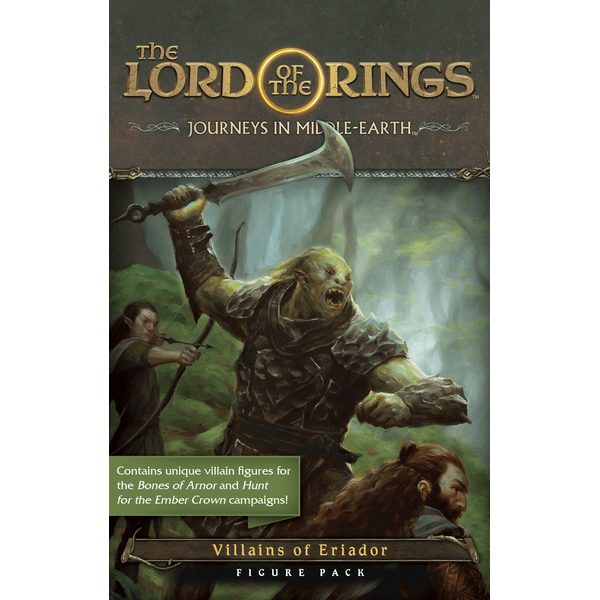 The Lord of the Rings: Journeys in Middle-Earth - Villains of Eriador
