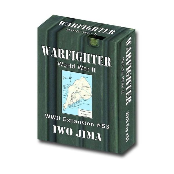 Warfighter: Iwo Jima!