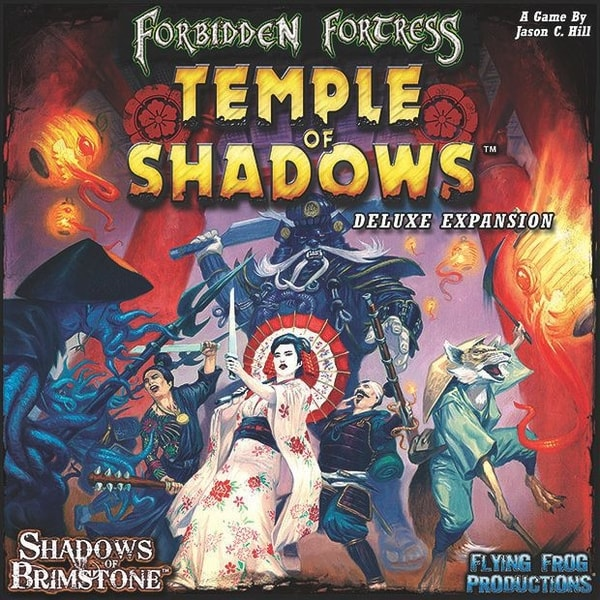 Shadows of Brimstone: Forbidden Fortress - Temple of Shadows