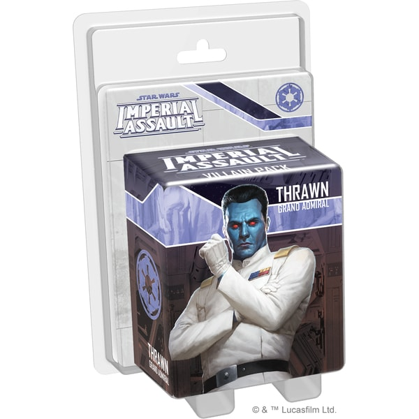 Imperial Assault Villan Pack: Thrawn